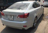 Bán ô tô Lexus IS 250 đời 2008, màu trắng, nhập khẩu nguyên chiếc còn mới giá 850 triệu tại Đồng Nai
