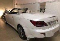 Bán Lexus IS 250C năm 2011, màu trắng chính chủ giá 1 tỷ 400 tr tại Tp.HCM