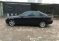 Cần bán gấp Mercedes C180 sản xuất năm 2005, màu đen, nhập khẩu giá cạnh tranh giá 295 triệu tại Hà Nội