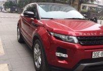 Bán LandRover Range Rover Evoque Dynamic đời 2013, màu đỏ, xe nhập chính chủ giá 1 tỷ 630 tr tại Hà Nội