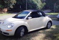 Cần bán xe Volkswagen Beetle 2009, màu kem (be), nhập khẩu nguyên chiếc giá 600 triệu tại Hà Nội
