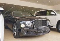 Bán Bentley Mulsanne Speed sản xuất năm 2015, xe nhập lướt chưa đăng ký giá 17 tỷ 500 tr tại Hà Nội