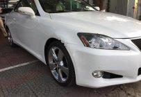 Auto bán Lexus IS 250C đời 2010, màu trắng, nhập khẩu giá 1 tỷ 260 tr tại Hà Nội