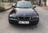 Bán ô tô BMW 3 Series 2002, màu đen, nhập khẩu nguyên chiếc giá 165 triệu tại Bắc Ninh