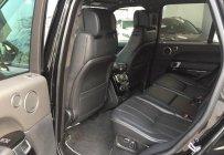 Cần bán xe LandRover Range Rover Autobiography sản xuất 2015, màu đen, xe nhập đẹp như mới giá 5 tỷ 600 tr tại Hà Nội