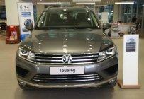 Xe Volkswagen Touareg (đủ màu) xe Đức nhập khẩu chính hãng. LH: 0933 365 188 để nhận giá ưu đãi giá 2 tỷ 499 tr tại Tp.HCM