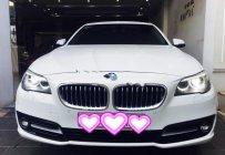 Bán BMW 5 Series 520i năm 2015, màu trắng, xe nhập giá 1 tỷ 630 tr tại Tp.HCM