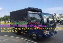 Xe tải Jac 2,4 tấn HFC1030k4/xe tải Jac 2 tấn 4 /Jac 2,4 tấn tại công ty ôtô Phú Mẫn giá 340 triệu tại Bến Tre