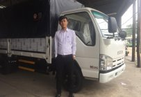 Xe tải Isuzu 3,49 tấn QHR650 /giá xe tải Isuzu 3 tấn 5 / bán xe tải Isuzu QHR 650 3,5 tấn giá 490 triệu tại Tp.HCM