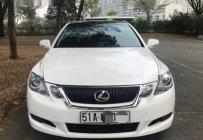 Bán xe Lexus GS 350 năm 2009, màu trắng, nhập khẩu giá 1 tỷ 100 tr tại Tp.HCM