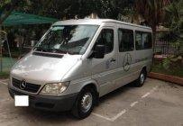 Chính chủ bán Mercedes Sprinter 311 sản xuất 2009, màu bạc giá 395 triệu tại Thái Bình