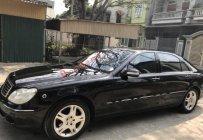 Bán Mercedes đời 2004, màu đen, nhập khẩu nguyên chiếc giá cạnh tranh giá 450 triệu tại Thanh Hóa