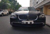 Chính chủ bán xe BMW 740Li đời 2010, màu đen, nhập khẩu giá 1 tỷ 350 tr tại Hải Phòng