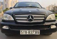 Bán xe Mercedes ML Class 2017, màu đen, xe nhập giá Giá thỏa thuận tại Tp.HCM