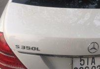 Bán ô tô Mercedes S350 SX 2006, ĐK 2007 màu trắng, nhập khẩu nguyên chiếc giá 645 triệu tại Tp.HCM