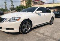 Bán Lexus GS năm sản xuất 2007, màu trắng, nhập khẩu giá 860 triệu tại Vĩnh Long