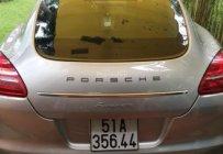 Porsche Panamera 2011, màu bạc, nhập khẩu nguyên chiếc, mới chạy 17.000 km giá 2 tỷ 550 tr tại Tp.HCM
