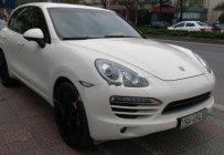 Bán Porsche Cayenne 3.6 V6 năm sản xuất 2011, màu trắng, nhập khẩu nguyên chiếc, chính chủ giá 2 tỷ 280 tr tại Hà Nội