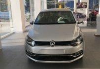 Bán ô tô Volkswagen Polo 1.6 AT 2016, màu bạc, xe nhập giá 695 triệu tại Hà Nội