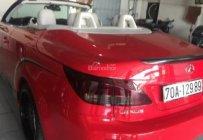 Bán ô tô Lexus IS năm sản xuất 2009, màu đỏ, nhập khẩu nguyên chiếc giá 1 tỷ 150 tr tại Tp.HCM
