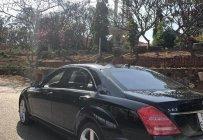 Cần bán xe Mercedes S63 AMG sản xuất năm 2007, màu đen, nhập khẩu giá 1 tỷ 400 tr tại Vĩnh Long