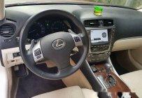 Bán Lexus IS 250 đời 2011, màu đỏ, xe nhập chính chủ giá 1 tỷ 550 tr tại Hà Nội