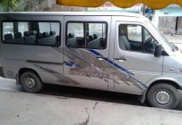 Cần bán Mercedes Sprinter 2007, màu bạc, xe nhập xe gia đình, giá 320tr giá 320 triệu tại Thanh Hóa