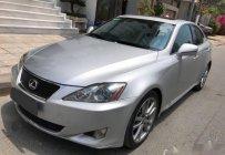 Bán ô tô Lexus IS 250 đời 2007, màu bạc, nhập khẩu nguyên chiếc, giá chỉ 689 triệu giá 689 triệu tại Tp.HCM