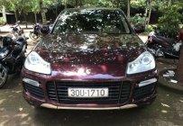 Cần bán lại xe Porsche Cayenne GTS đời 2009, màu đỏ chính chủ giá 1 tỷ 150 tr tại Tp.HCM