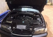 Bán BMW 3 Series 318i năm 2002, màu đen   giá 230 triệu tại Tp.HCM
