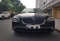 Cần bán gấp BMW 7 Series 740Li đời 2010, màu đen, xe nhập chính chủ giá 1 tỷ 350 tr tại Hải Phòng