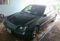 Bán xe Mercedes-Benz C200, màu đen giá 190 triệu tại Lâm Đồng