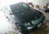 Cần bán Mercedes C200 2002, màu đen số tự động, 190tr giá 190 triệu tại Lâm Đồng