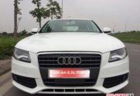 Cần bán xe Audi A4 đời 2010, màu trắng, số tự động giá cạnh tranh giá 780 triệu tại Hà Nội