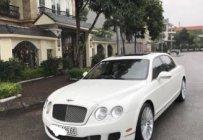 Chính chủ bán xe Bentley Continental Flying Spur năm 2010, màu trắng, full options giá 4 tỷ 999 tr tại Tp.HCM
