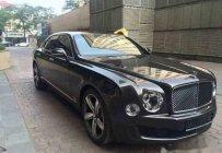 Bán xe Bentley Mulsanne Speed năm sản xuất 2016, màu đen, nhập khẩu giá 8 tỷ 100 tr tại Hà Nội