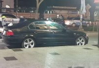 Bán BMW 3 Series 325i sản xuất 2003, màu đen  giá 230 triệu tại Tp.HCM