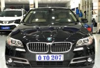 Cần bán lại xe BMW 5 Series 520i 2015, màu đen, nhập khẩu giá 1 tỷ 600 tr tại Tp.HCM