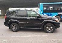 Cần bán gấp Lexus GX 470 2008, màu đen, xe nhập giá 1 tỷ 550 tr tại Hà Nội