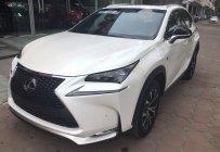 Cần bán xe Lexus NX năm sản xuất 2016, màu trắng, xe nhập giá 2 tỷ 510 tr tại Hà Nội