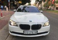 Bán BMW 7 Series 740Li sản xuất 2010, màu trắng, xe nhập giá 1 tỷ 250 tr tại Tp.HCM