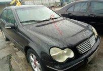 Bán Mercedes C 1.8 elegan đời 2003, màu đen   giá 165 triệu tại Hà Tĩnh