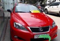 Bán Lexus IS 250C sản xuất năm 2009, màu đỏ, nhập khẩu  giá 1 tỷ 170 tr tại Tây Ninh