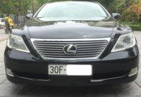 Cần bán xe Lexus LS 4.6 AT 2007, màu đen, nhập khẩu nguyên chiếc giá 1 tỷ 150 tr tại Hà Nội