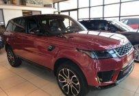 Bán xe LandRover Range Rover Sport HSE đời 2018, màu đỏ, xe nhập giá 6 tỷ 783 tr tại Hà Tĩnh
