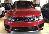 Bán xe LandRover Range Rover HSE 3.0L đời 2018, màu đỏ, xe nhập giá 6 tỷ 790 tr tại Hà Tĩnh