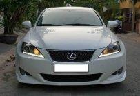 Cần bán gấp Lexus IS 250 đời 2007, màu trắng giá 780 triệu tại Tp.HCM