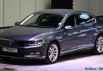 Bán xe Volkswagen Passat 2018, màu đen, nhập khẩu giá 1 tỷ 450 tr tại Tp.HCM