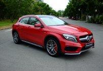 Cần bán xe Mercedes GLA45AMG 2014, màu đỏ, nhập khẩu giá 1 tỷ 570 tr tại Tp.HCM