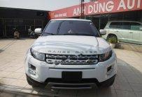 Bán xe LandRover Range Rover Evoque Prestige năm 2013, màu trắng, nhập khẩu giá 1 tỷ 650 tr tại Hà Nội